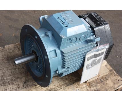 ABB 11KW 2011 Electric motor 1 Van Dijk Heavy Equipment