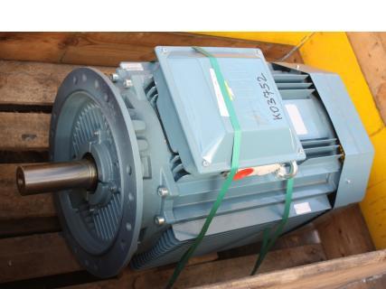 ABB 55KW 2014 Electric motor 1 Van Dijk Heavy Equipment