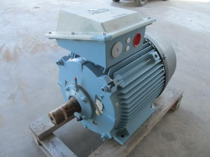 ABB 75KW 2014 Electric motor 1 Van Dijk Heavy Equipment