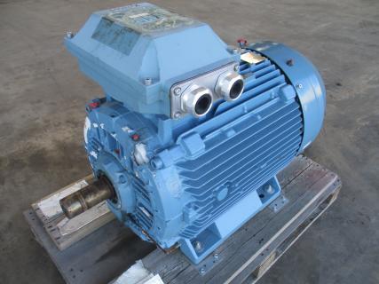 ABB 90KW 2013 Electric motorVan Dijk Heavy Equipment