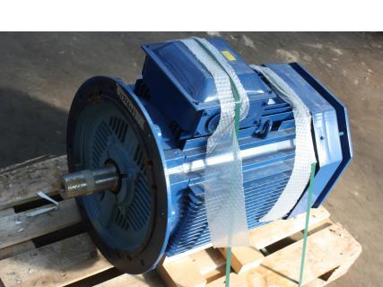 ABB 95KW 2015 Electric motor 1 Van Dijk Heavy Equipment