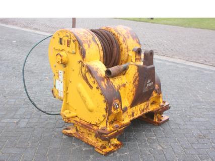 ALLIED W8L  Winches 1 Van Dijk Heavy Equipment