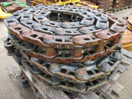 BERCO CR6333A  Undercarriage 1 Van Dijk Heavy Equipment