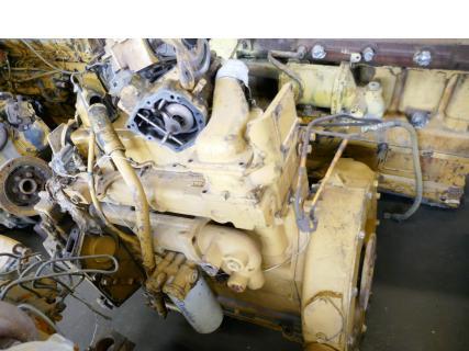 CATERPILLAR 3304  Engine 1 Van Dijk Heavy Equipment