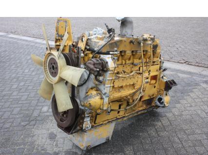 CATERPILLAR 3406  Engine 1 Van Dijk Heavy Equipment