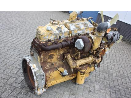 Caterpillar 3406 0 Engine Van Dijk Heavy Equipment