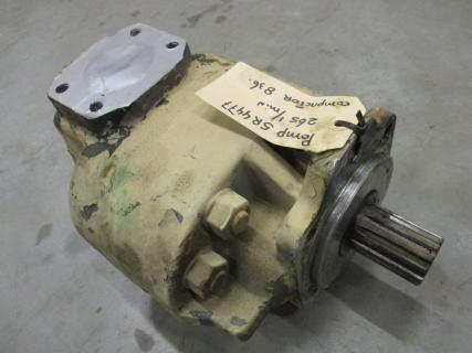CATERPILLAR 5R4477  Pumps 1 Van Dijk Heavy Equipment