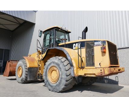 Caterpillar 980G II 2006 Loader WheelVan Dijk Heavy Equipment
