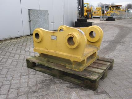 CATERPILLAR Adapter 345  Hammer 1 Van Dijk Heavy Equipment