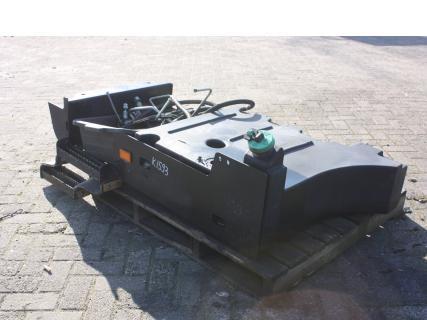 Caterpillar Fuel tank TH360B 0 Parts 1 Van Dijk Heavy Equipment