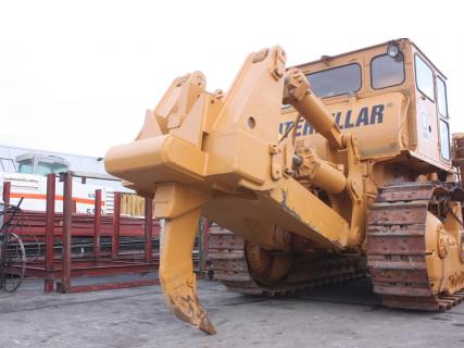 Caterpillar Ripper D9H 0 RipperVan Dijk Heavy Equipment
