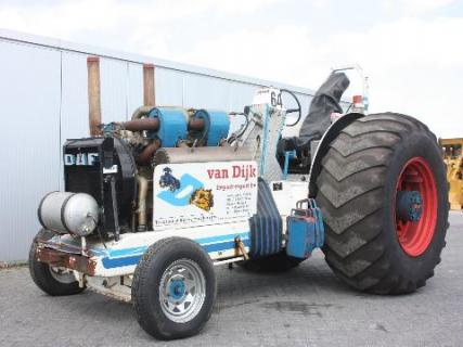 DAF MAXIII 1980 Agricultural tractorVan Dijk Heavy Equipment
