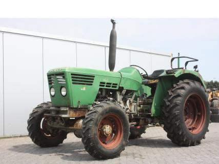 DEUTZ D4006A 1969 Agricultural tractor 1 Van Dijk Heavy Equipment