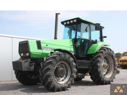 Deutz DX8.31 4WD 1994 Agricultural tractorVan Dijk Heavy Equipment