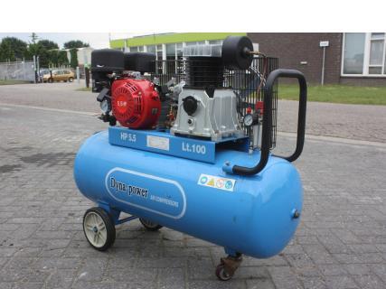 Dyna Power Dp Pp 5 5 100 2014 Compressor Van Dijk Heavy