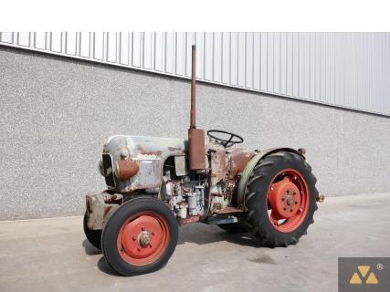 Eicher ES201 1964 Vineyard tractorVan Dijk Heavy Equipment