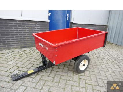 Farm cart Trailer 12 2019 Trailer 1 Van Dijk Heavy Equipment