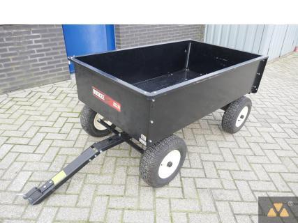 Farm wagon Trailer 20 2019 Trailer 1 Van Dijk Heavy Equipment
