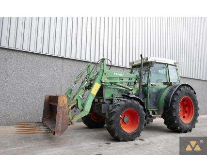 Fendt 275SA 1992  1 Van Dijk Heavy Equipment