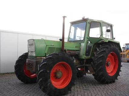 FENDT 614SA 1976 Vintage tractorVan Dijk Heavy Equipment
