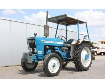 Ford 2600 1979 Agricultural tractor 1 Van Dijk Heavy Equipment