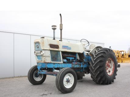FORD 6000 1965 Vintage tractorVan Dijk Heavy Equipment