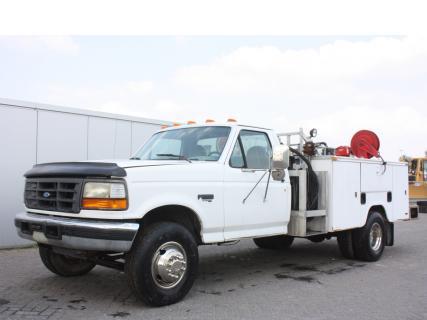 Ford F450 1995 Truck tractorVan Dijk Heavy Equipment
