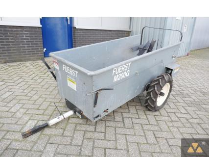Fuerst M200G 2019 Trailer 1 Van Dijk Heavy Equipment