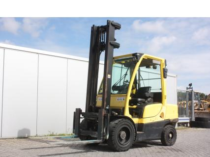 HYSTER H3.5FT 2006 Forklift 1 Van Dijk Heavy Equipment