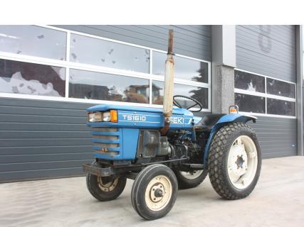 ISEKI TS1610 1988 Vineyard tractor | Van Dijk Heavy Equipment