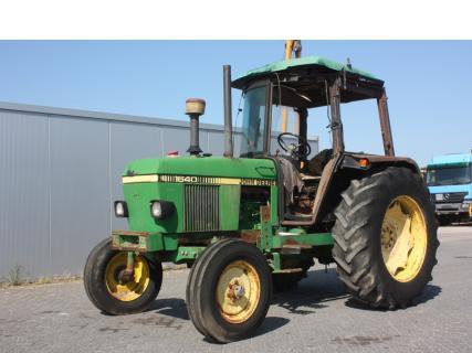 john deere 1640 agricultural tractor van dijk heavy. Black Bedroom Furniture Sets. Home Design Ideas