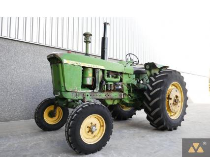 John Deere 3020 1966 Vintage tractorVan Dijk Heavy Equipment