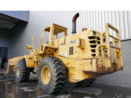 KOMATSU WA350-3T 1997 Loader Wheel 1 Van Dijk Heavy Equipment