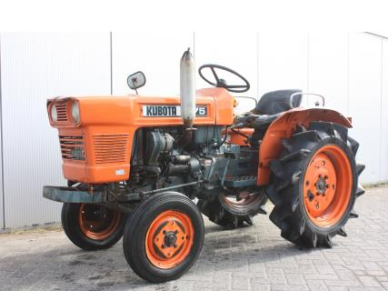 KUBOTA L175 1980 Vineyard tractorVan Dijk Heavy Equipment