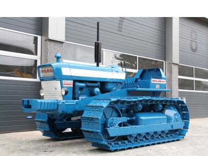 MAILAM 5001 1966 Agri track tractor 1 Van Dijk Heavy Equipment