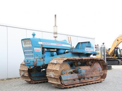 MAILAM 5001 1969 Agri track tractorVan Dijk Heavy Equipment