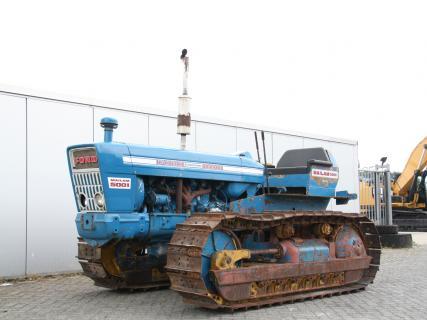 MAILAM 5001L6 1972 Agri track tractor 1 Van Dijk Heavy Equipment