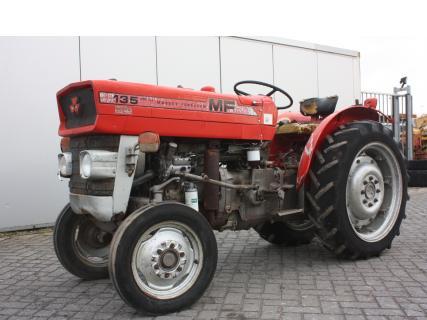 MASSEY FERGUSON 135 1978 Vineyard tractor | Van Dijk Heavy