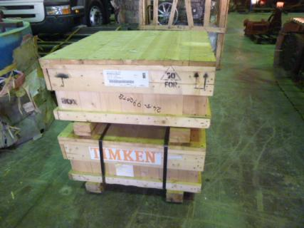 PEGSON 1000 Timken bearing  Crusher parts 1 Van Dijk Heavy Equipment