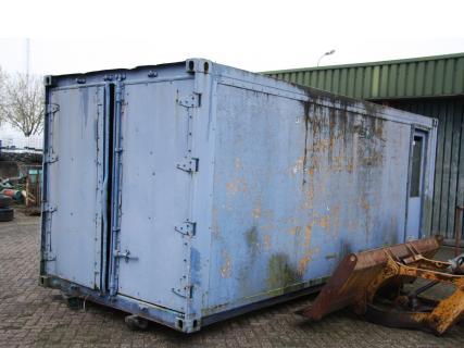UNKNOWN 20ft Container 1980 PartsVan Dijk Heavy Equipment