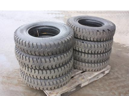 UNKNOWN 7.00-16LT  Tyres 1 Van Dijk Heavy Equipment