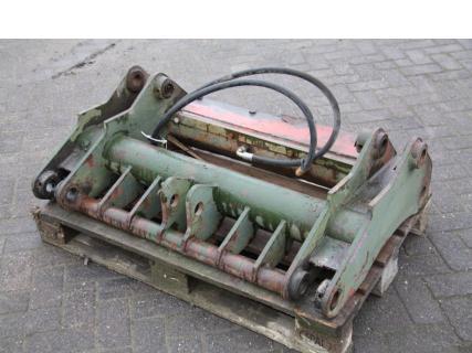 UNKNOWN Quick Coupler  Quick coupler 1 Van Dijk Heavy Equipment