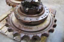 Final drive 330D  Parts  Van Dijk Heavy Equipment