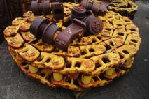 CATERPILLAR 365B Tracklink assy  Undercarriage  Van Dijk Heavy Equipment