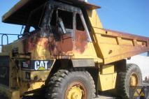 Caterpillar 769D 1997 Dumptruck off road rigid  Van Dijk Heavy Equipment