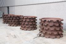 CATERPILLAR 825C Wheel gp  Tyres  Van Dijk Heavy Equipment