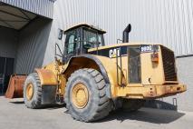 Caterpillar 980G II 2006 Loader Wheel  Van Dijk Heavy Equipment