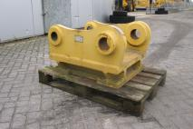 CATERPILLAR Adapter 345  Hammer  Van Dijk Heavy Equipment
