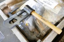 CATERPILLAR Bucket tip pin remover tool  Parts  Van Dijk Heavy Equipment