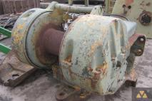 Caterpillar Cat D8K winch 0 Winches  Van Dijk Heavy Equipment